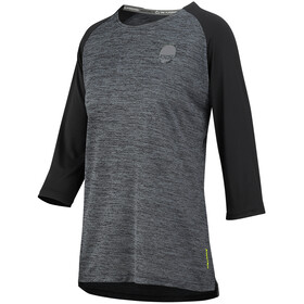 IXS Carve X Trikot Damen graphite/black